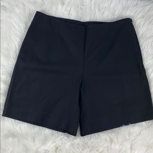 Boston Proper Black Bermuda Shorts NWT